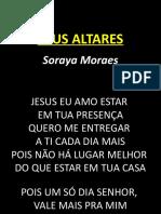 Teus altares