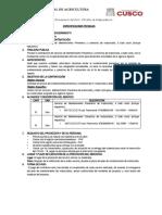 Tdr Mantenimiento Preventivo y Correctivo 0111