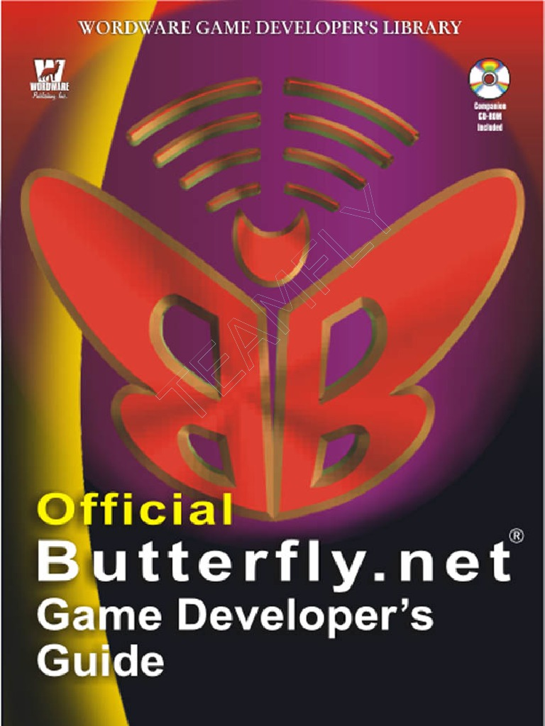Game Developer's Guide   Application Programming Interface
