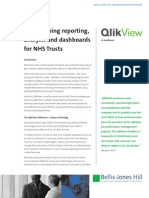 QlikView in Healthcare