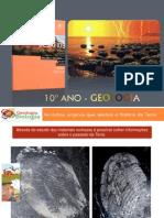 G4 - As rochas, arquivos da História da Terra