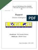 Rapport LOGLOB