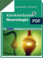 [Els.-2015; Aufl. 5] Klingelhöfer (u.a.), Klinikleitfaden Neurologie