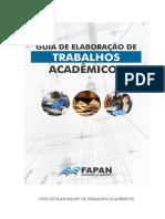 GUIA DE ELABORAÇÃO DE TRABALHOS ACADÊMICOS - FAPAN_compressed