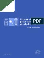 Curso Atualizacao Vacinacao Manual Do Monitor 2014