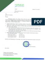 Pemberitahuan Surat Mudik (1)