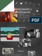 Ope. Unitaria-pasteurizacion y esterilizacion