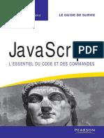 27 pearson javascript essentiel du code et des commandes