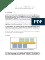 OECD_Erklärung zur Innovation im öffentlichen Sektor-Summary