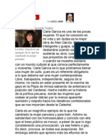 Mujer 10- Por Luis Lama