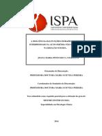 A Influência Das Funções Intrapessoais e Interpessoais Na Auto-Injúria Não Suicida e Na Ideação Suicida.