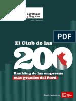 EYNG Club de Las 200