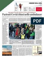 Corriere Della Sera Roma - 23 Marzo 2021