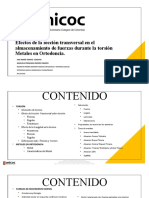Seminario Ortodoncia Basica y Biomateriales - Metales en Ortodoncia