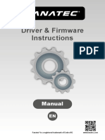Fanatec Driver & Firmware Instructions Wheel DD1