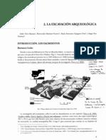 TORO et al. (2010) - La excavación arqueológica FN3 y BL
