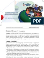 Programa Microempresarios Banesco