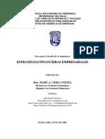 Estrategias Financieras Empresariales