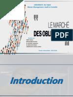 Marché Des Obligations