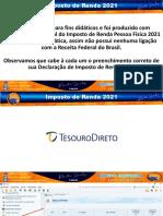 Guia de IR 2021 - Grupo Bovespa