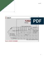 Aula 08 - Tipos de Fundações