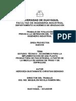 Tesis Pan de Espirulina - Benigno Herdoiza