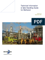 methanol manual