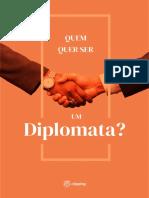 Ebook - Quem quer ser um diplomata