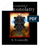completely demonolatry connell, traduzido