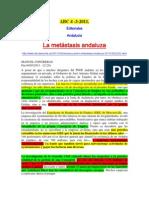Editorial ABC 4-3-2011 La Metastasis Andaluza-V