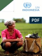UN in Indonesia Brochure per March 2017