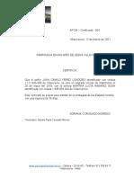 APCM CERTIFICADO 004