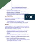 Highlights of 73rd Amendment Act, 1992