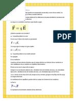 Corriente Eléctrica y Vector densidad de corriente