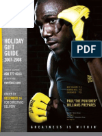 Everlast 2007 Gift Guide