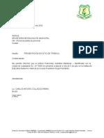 052 - Carta Presentación Secretaria