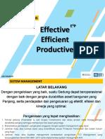 Manajemen pengelolaan gedung (Building operations Management)