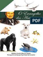 resumo-o-evangelho-dos-animais-sandra-denise