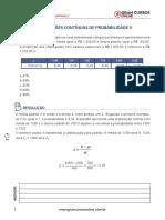 76_Distribuições Continuas de Probabilidade V - Exercício
