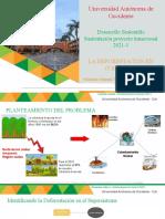 Presentación Trabajo desarrollo sostenible