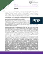 Breve reseña del Neoliberalismo - Fernando Pita