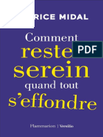 Comment rester serein quand tout seffondre by Fabrice Midal [Midal, Fabrice] (z-lib.org).epub