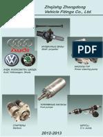 Catalogue ZZVF