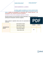 Diseño de instrumentos de evaluación cognitiva Planificación de una prueba de respuesta abierta y cerrada