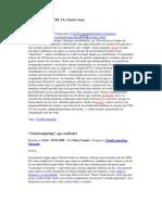 Diferenças entre VDI e Clould Computing