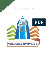 EMPRESA INGENIEROS ADFMP S