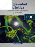 Gravedad Cuantica