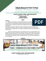 Student-Teachers-Monitoring-Report