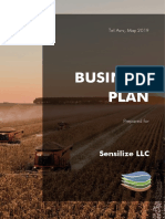 2019-05-20 Sensilize Business Plan Final (1)