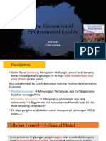 PPT-Naldi Candra-20168007-The Economics of Environmental Quality